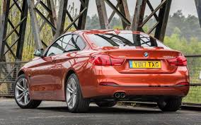 white girly cars bmw 4 series coupé review can it beat rivals from audi and mercedes