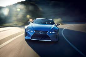 lifted lexus sedan the lexus lc u0027s blue paint took 15 years to develop the drive