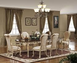 Dining Room Drapery Elegant Dining Room Curtains Dining Room Ideas