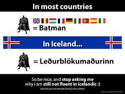 Iceland Meme - why nobody has ever learned icelandic imgur