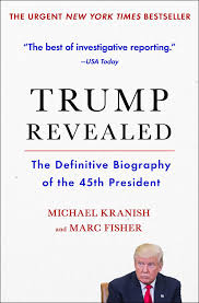 new york times report reveals trump revealed the definitive biography of the 45th president