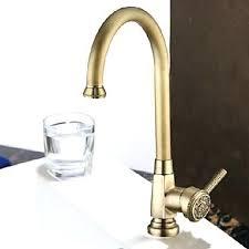robinets de cuisine robinets de cuisine montage mitigeur un trou with laiton antique