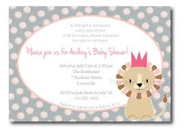 baby shower poems baby shower gift wording for cards lion baby shower