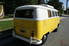 volkswagen vanagon 79 1967 vw bus vanagon westfalia camper bus