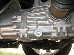 rear differential honda crv 07 4wd rear diff fluid change