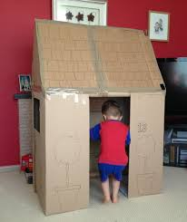 best 25 cardboard playhouse ideas on pinterest cardboard box