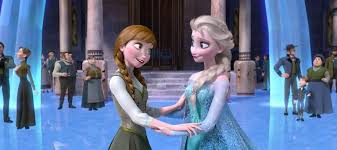 film elsa i anna frozen holiday special to air on abc new frozen movie airs