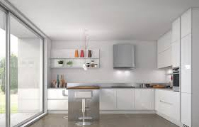 Kitchen Cabinets With Sliding Doors Kitchen Luxurious Contemporary White Kitchen Cabinet Design