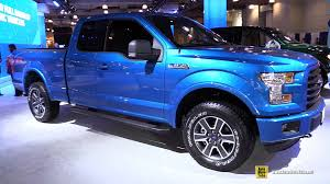 ford f150 supercab xlt 2015 ford f150 xlt supercab exterior and interior walkaround