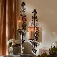 Tuscan Candle Wall Sconces Tuscan Candle Holders Amazing Stuff I Must Have Pinterest