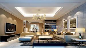 Gorgeous Chinese Living Rooms With Alluring Ceiling Designs - Chinese living room design