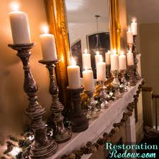 how to transition from christmas to winter decor restoration redoux