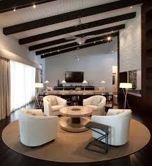 delightful multiple seating areas living room contemporary with
