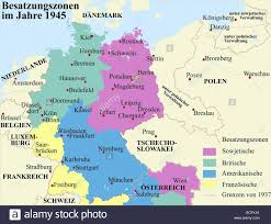stuttgart on map map germany 1945 stock photos u0026 map germany 1945 stock images alamy