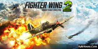 apk house fighterwing flight simulator 2 v2 74 mod unlimited money apkhouse