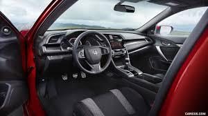 cars honda civic si wallpaper 2017 honda civic si coupe interior hd wallpaper 4