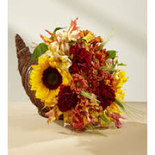 the ftd fall harvest cornucopia by better homes and gardens san