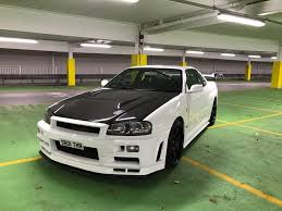 nissan skyline r34 gtt gtr looks 440bhp in bilston west