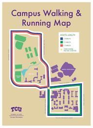 tcu parking map run map png