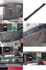 visit to buy summer car sunshade curtain side rear window mesh