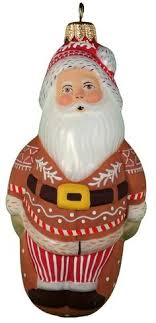 santa with toys from vaillancourt folk holidays in the city
