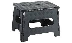 folding step stool groupon