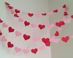 Valentine S Day Birthday Decor by Happy Valentines Day Etsy