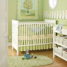 bedroom decoration baby crib for nursery room decorations grey