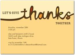 thanksgiving thanksgiving invitation festival collections