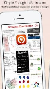 zen sketch the art of drawing and sketching app ranking and