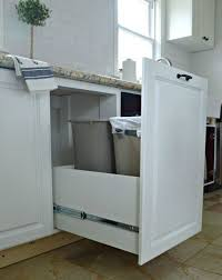 Green Kitchen Trash Can Tired Of Your Ugly Trash Can Here Are 12 Amazing Ideas Hometalk