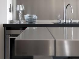 pour plan de travail cuisine plan de travail pour cuisine matériaux cuisine maison créative