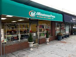 minuteman press franchise in northvale nj celebrates 35 years in