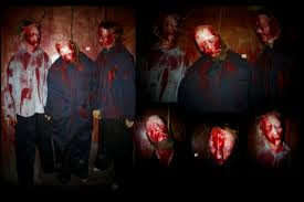 deadly deals life size bodies creepy collection haunted house
