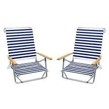Telescope Casual Patio Furniture by Telescope 741 Original Mini Sun Chaise Beach Chairs Set Of 2