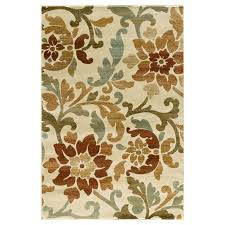 8x10 White Rug D24 Cream Delphine Rug 8x10 Ft At Home At Home