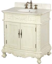 Antique Bathroom Vanity by Dreamline Dlvbj 011aw Antique Bathroom Vanity Solid Antique White