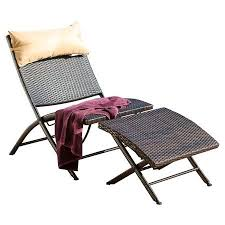 found it at wayfair terrace outdoor wicker lounge chair and