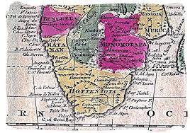 africa map before colonization the colonial history of south africa in a nutshell