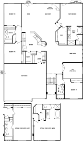 Hgtv Dream Home 2006 Floor Plan by 30 D R Horton Eaton Floor Plan Horton Homes Floor Plans D R