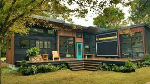 cost to build a house in arkansas this super cool tiny house is actually a working amp that can be