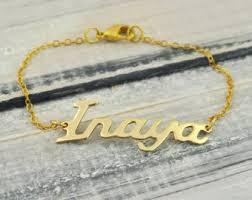 custom name jewelry custom name jewelry etsy