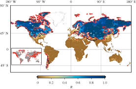 North America Climate Map by Implications Of Climate Change For Agricultural Productivity In
