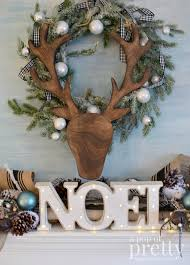 Decoration Christmas Wood by Best 25 Wooden Christmas Decorations Ideas On Pinterest Rustic