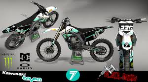 motocross bike gear timelapse making mx vs atv reflex seven mx kx 450 f youtube