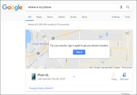find my android phone on the computer how to find your lost or stolen android phone