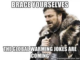 Memes About Change - could you win a climate change debate with any of these memes