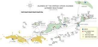 Map Of The Virgin Islands British Virgin Islands Map Bvi Map Map Of Bvi Bvi Vacation