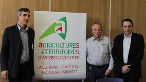 chambre d agriculture de la charente aquitaine limousin poitou charentes première région agricole d