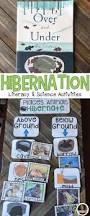 56 best hibernation theme unit images on pinterest hibernating